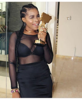 """Kcee Is One Of the Best Dressed People In Nigeria"": Says Laura Ikeji"