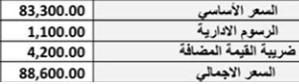 أسعار كيا K5 في السعودية