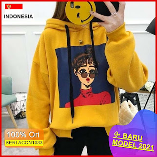 ACCN1033 SWEATER SWEATER GIRL FACE GIRL LD 88 P 53 BARU 2021
