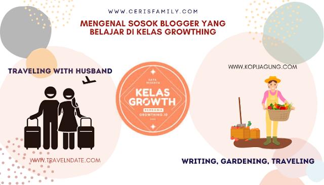 blogger belajar di kelas grwothing ngga hanya belajar seo tapi juga belajar menulis dan mempromosikan tulisan, tapi belajar SEO