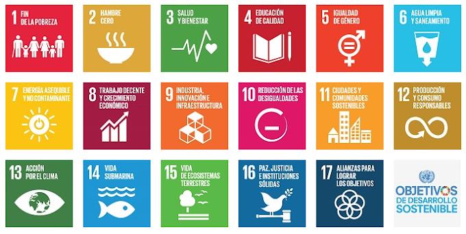Trabajar desde los Objetivos de Desarrollo Sostenible