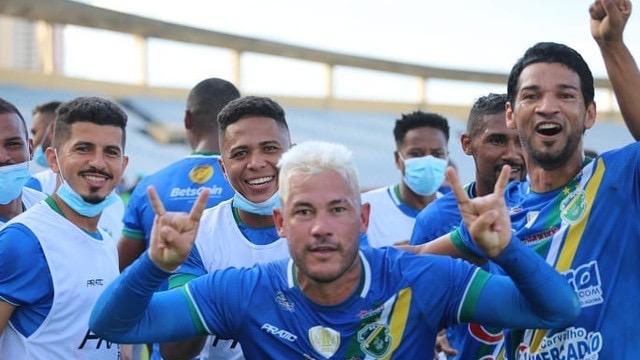 Altos geleia o River e garante vaga na final do Campeonato Piauiense