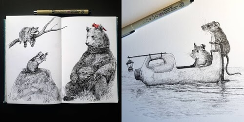 00-Animals-Illustrations-Andy-Saputo-www-designstack-co