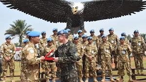 Force Commander MONUSCO: Satgas Kizi TNI KONGA XX-Q adalah Wajah  MONUSCO Di Kongo