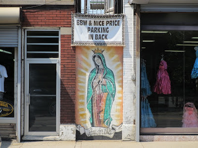 Virgin of Guadalupe Detroit