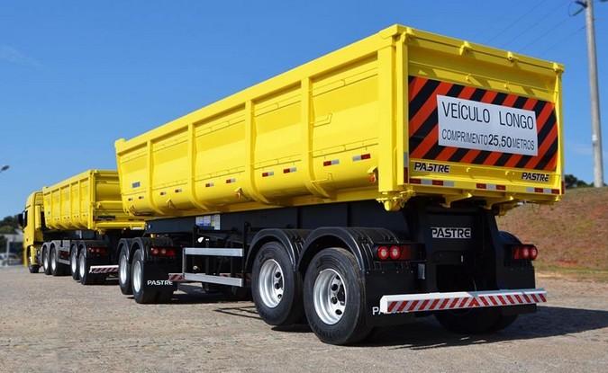 CONTRAN estabelece novas regras de segurança para caminhões basculantes