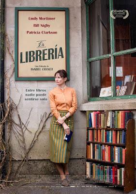 La libreria - Isabel Coixet - Cartel