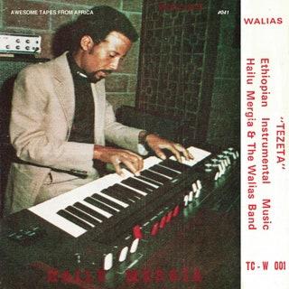 Hailu Mergia/The Walias Band - Tezeta Music Album Reviews