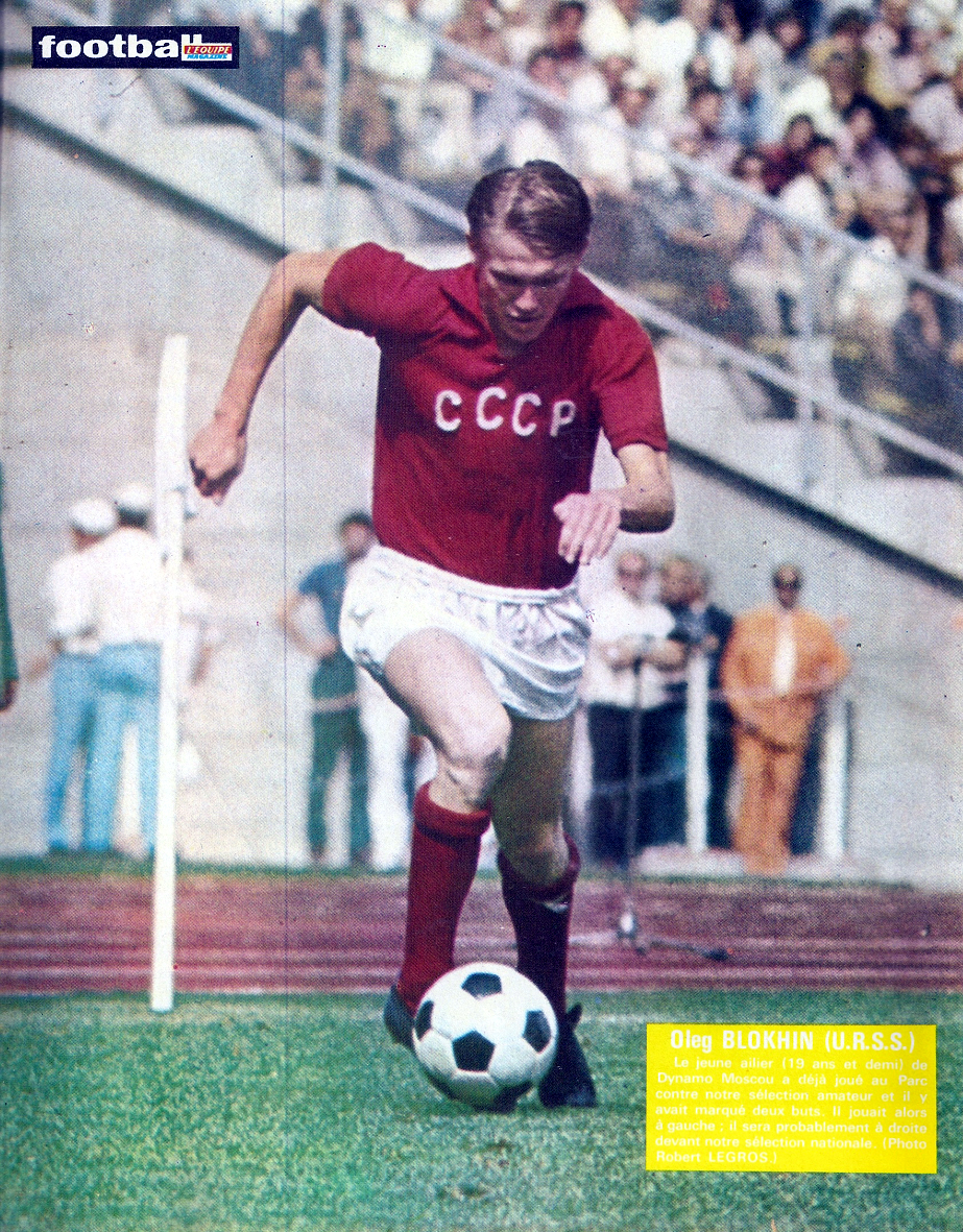 Igor Korneev - the first Russian football player in Barcelona 63