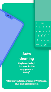 Chrooma Keyboard – RGB & Chameleon Theme vhelium-4.7.3 [Final]