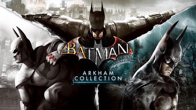 6 Jogos do Batman grátis!!