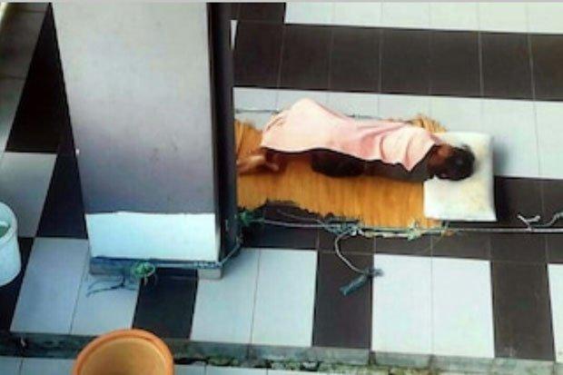 Disiksa dan Dipaksa Tidur dengan Anjing, TKW Asal Medan ini Tewas Mengenaskan di Malaysia