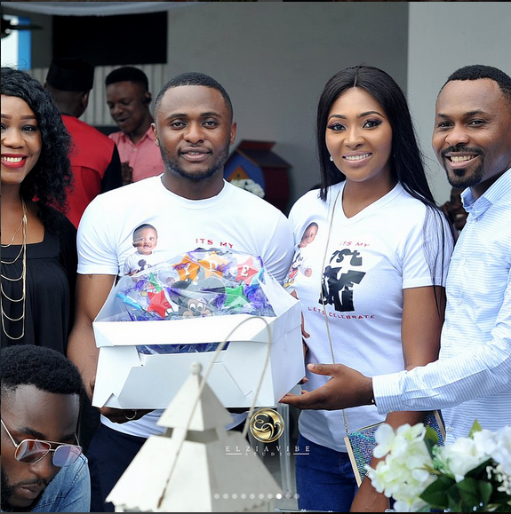 Ubi-Franklin-Lilian-Esoro-son-Jayden-birthday-7