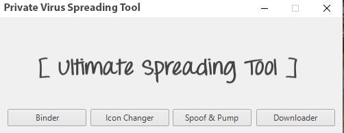 ultimate virus spreading tool
