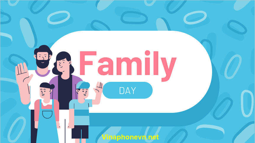 Family Day Download Free PowerPoint Templates
