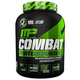 Combat Protein Powder  MUSCLEPHARM