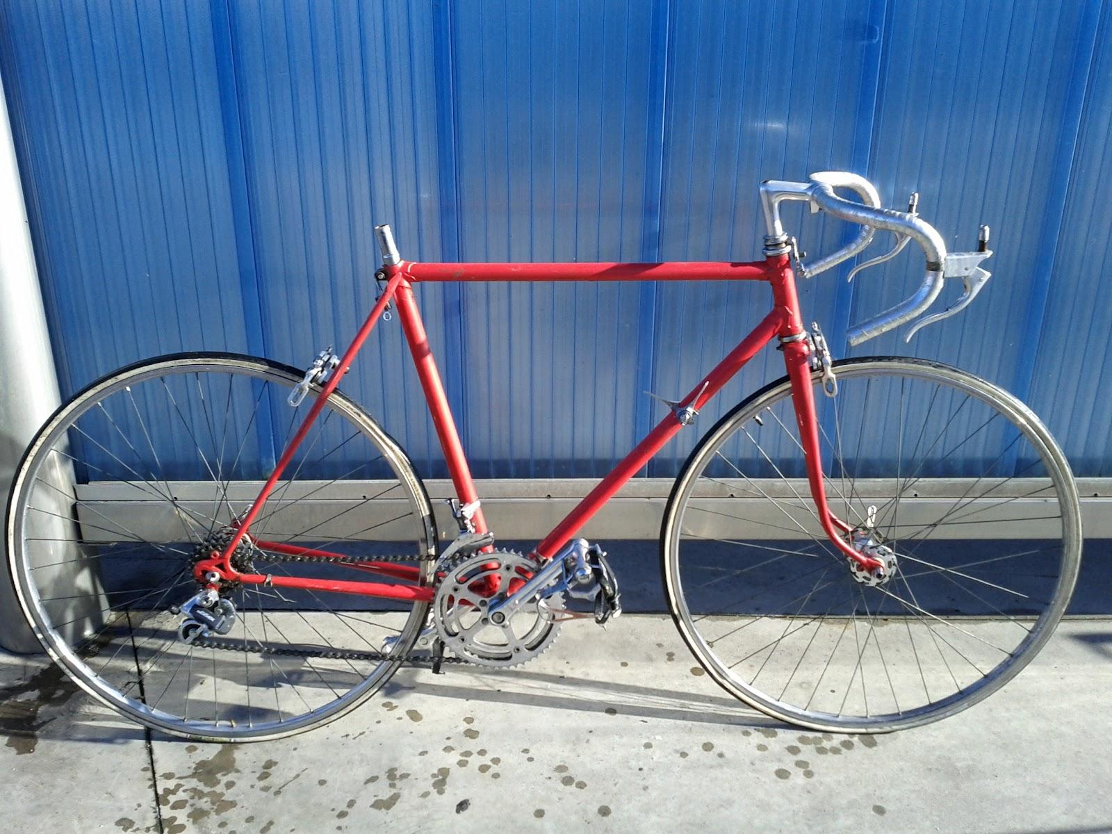 Cycloclean La Bici Que Limpia El Agua: A Veces En Bici, A Veces No.: Restaurando La Bici (II