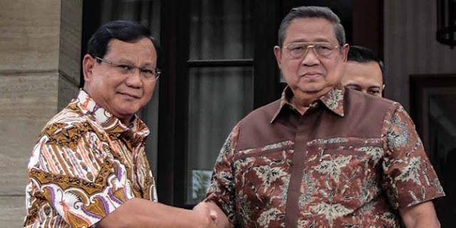 Prabowo dan SBY Tak Hadir dalam Sidang Tahunan MPR