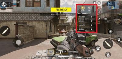Cara Mute Membisukan Pemain di COD Mobile  Cara Menghilangkan Suara Pemain di COD Call of Duty Mobile