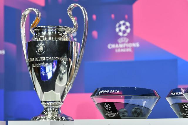 نتيجة قرعة دور ربع ونصف نهائي دوري أبطال أوروبا 2021