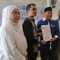 PAN Resmi Berikan Dukungan Kepada Pasangan Baihaqi-Baiq Diyah