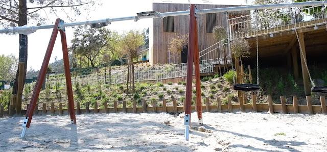 Parque Infantil Praia do rabaçal