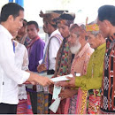 Surat untuk Jokowi dari eks pengungsi Timor Leste