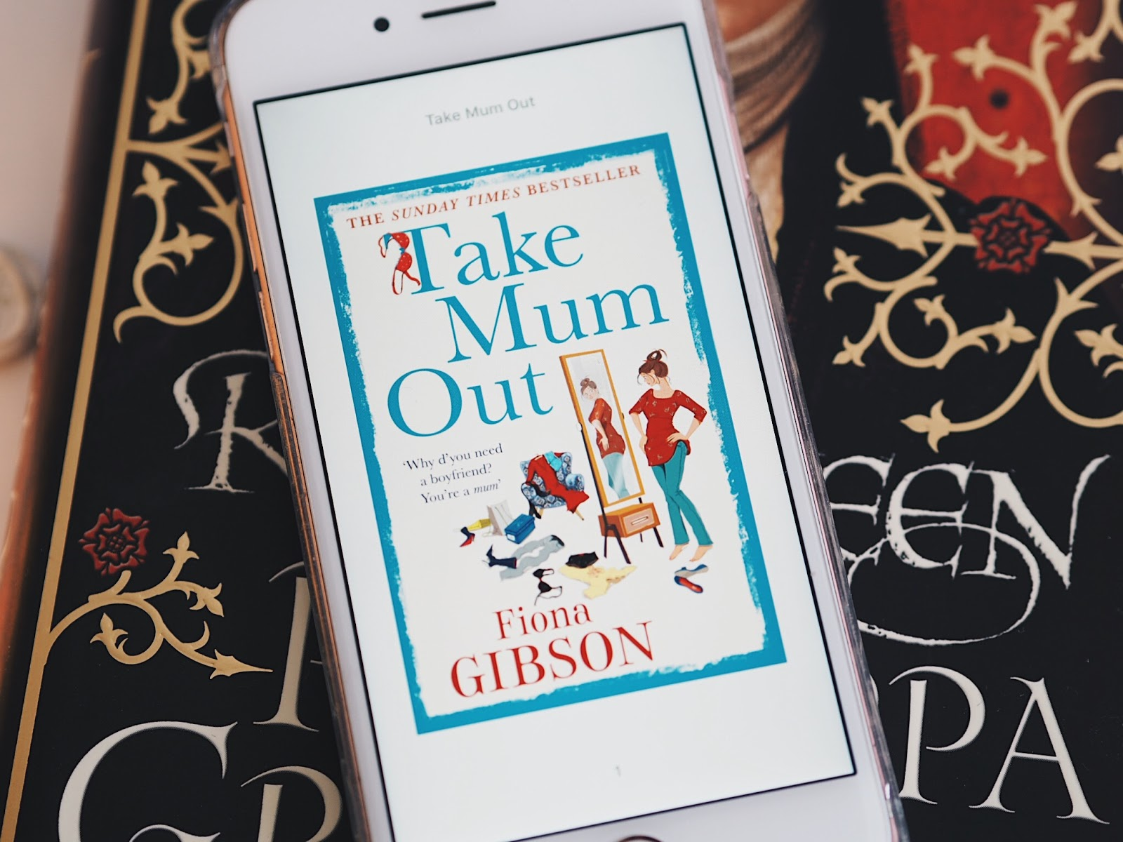 what i read in april 2018 take me out fiona gibson