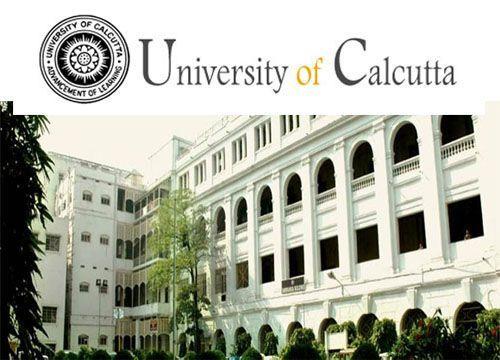 University of Calcutta Recruitment 2016