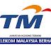 Jawatan Kosong Telekom Malaysia Berhad - Minimum SPM