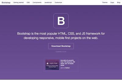 Cara Membuat Template Menggunakan Bootstrap di Blogger Beserta Gambarnya