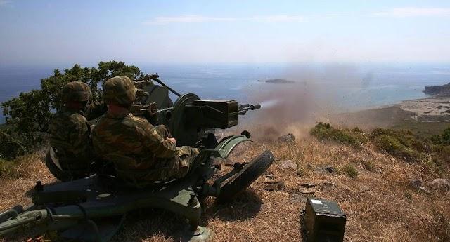 Ένοπλες Δυνάμεις: «Φορτωμένα» τα νησιά-Σε πλήρη ετοιμότητα για κάθε ενδεχόμενο