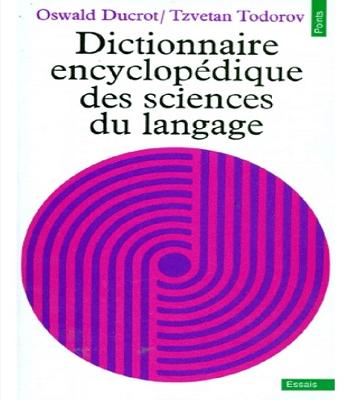 Dictionnaire encyclopédique des sciences du langage PDF gratuit