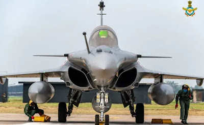 What Makes India's Rafale Fighter Jets So Potent Against China, Pakistan