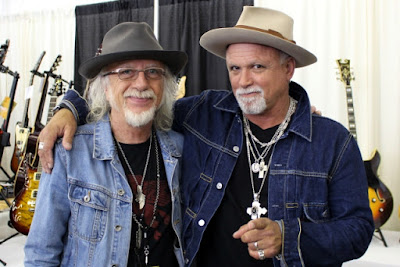Interview with Brad Whitford (of Aerosmith) and Derek St. Holmes (of Ted Nugent'sBand)