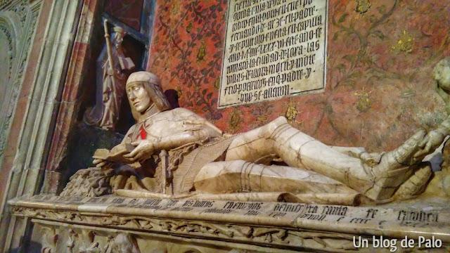 La catedral de Sigüenza el doncel