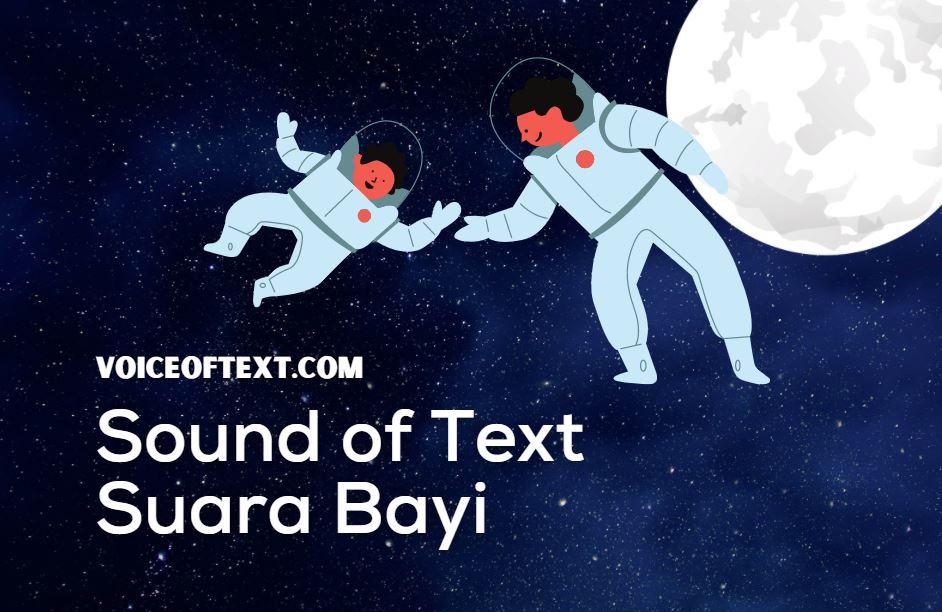 sound of text bayi