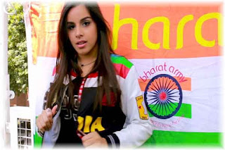 We Are One Lyrics-Celina Sharma Poster