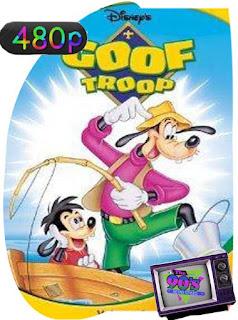 La tropa Goofy [480p] Latino [GoogleDrive] SilvestreHD