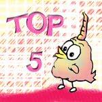 Top 5 Incy Wincy Design challenge