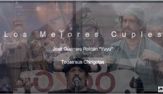 """Los mejores Cuples de las Chirigotas de José Guerrero Roldán """"Yuyu"""" (1989-2010)"""