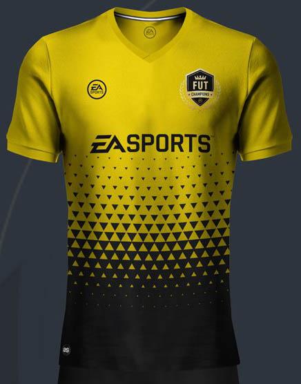 0947f5b49 Stunning FIFA 17 Ultimate Team Champions Club Kit Revealed ...