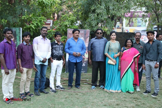 Chandhira Boothagi Tamil Movie Team Meet Stills  0020