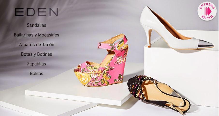 Eden, zapatos para la primavera en oferta