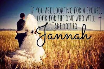 Jika Ingin Berkumpul Dengan Suami Di Surga, Ketika Suami Meninggal Jangan Menikah Lagi?