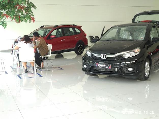 Honda Brio Bekas Banyak Di Cari Pembeli