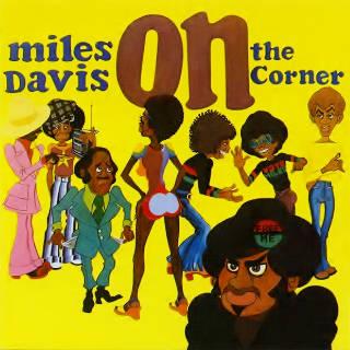 Miles Davis - On the Corner Album