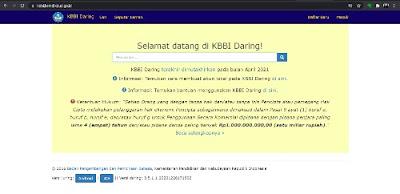 kbbi blogging