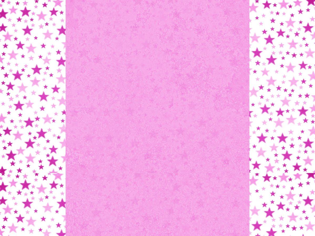 Wallpaper Estrellas Rosas