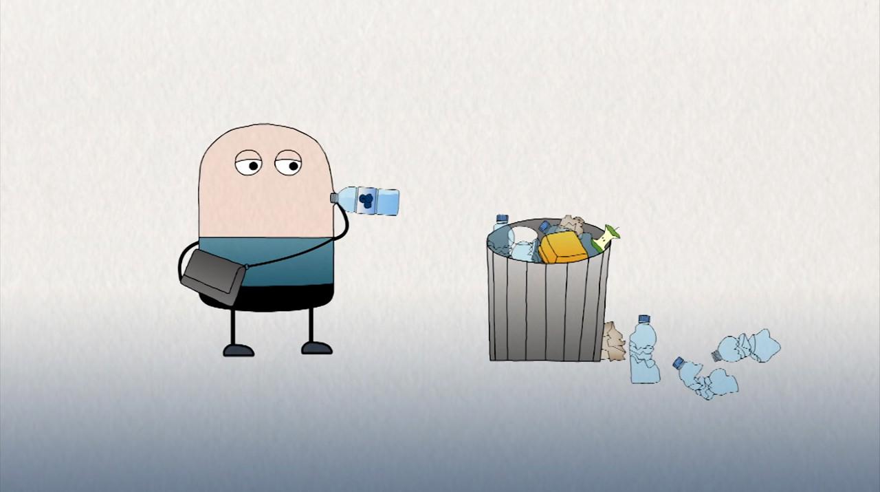 Ciclo de Vida del Plástico